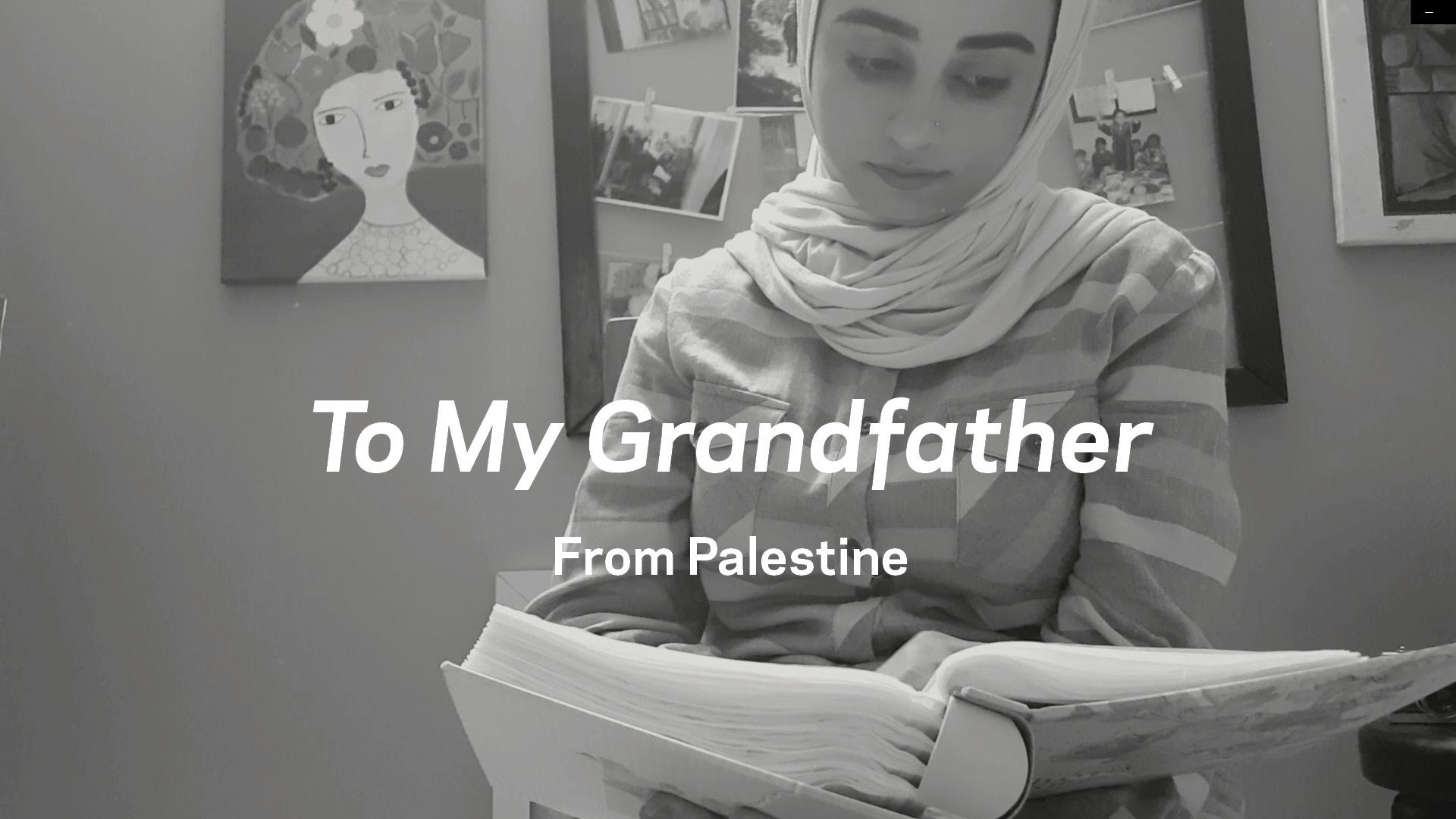 To My Grandfather